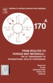 ksiazka tytuł: From Zeolites to Porous MOF Materials - the 40th Anniversary of International Zeolite Conference autor: