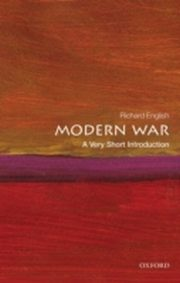 ksiazka tytuł: Modern War: A Very Short Introduction autor: Richard English
