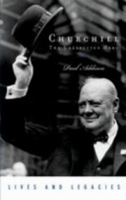 ksiazka tytuł: Churchill : The Unexpected Hero autor: