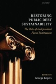 ksiazka tytuł: Restoring Public Debt Sustainability: The Role of Independent Fiscal Institutions autor: