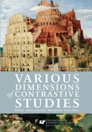 ksiazka tytuł: Various Dimensions of Contrastive Studies - 17  Semiotic structure of the creolized verse text autor: