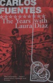 ksiazka tytuł: Years with Laura Diaz autor: Carlos Fuentes