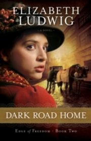 ksiazka tytuł: Dark Road Home (Edge of Freedom Book #2) autor: Elizabeth Ludwig