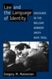 ksiazka tytuł: Law and the Language of Identity autor: Gregory M. Matoesian