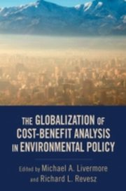 ksiazka tytuł: Globalization of Cost-Benefit Analysis in Environmental Policy autor: