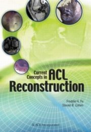 ksiazka tytuł: Current Concepts in ACL Reconstruction autor: