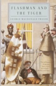 ksiazka tytuł: Flashman and the Tiger autor: George MacDonald Fraser