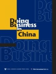 ksiazka tytuł: Doing Business in China autor: The World Bank Group