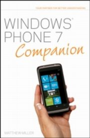 ksiazka tytuł: Windows Phone 7 Companion autor: Matthew Miller