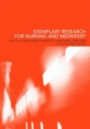 ksiazka tytuł: Exemplary Research For Nursing And Midwifery autor: