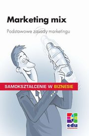ksiazka tytuł: Marketing-Mix autor: Hans Dieter Zollondz