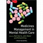ksiazka tytuł: Medicines Management in Mental Health Care autor: