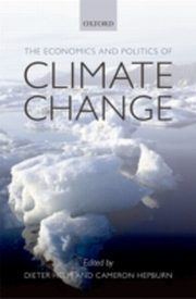 ksiazka tytuł: Economics and Politics of Climate Change autor: