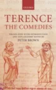ksiazka tytuł: Terence, The Comedies autor: BROWN PETER