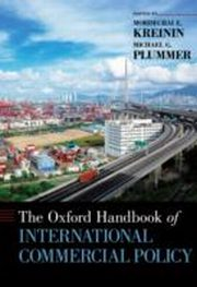 ksiazka tytuł: Oxford Handbook of International Commercial Policy autor: