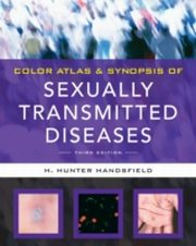 ksiazka tytuł: Color Atlas & Synopsis of Sexually Transmitted Diseases, Third Edition autor: Hunter Handsfield