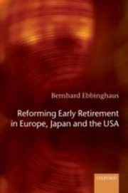 ksiazka tytuł: Reforming Early Retirement in Europe, Japan and the USA autor: Bernhard Ebbinghaus
