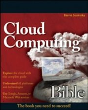 ksiazka tytuł: Cloud Computing Bible autor: Barrie Sosinsky