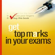ksiazka tytuł: Get Top Marks In Your Exams autor: Tom Hampson