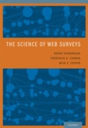 ksiazka tytuł: Science of Web Surveys autor: Roger Tourangeau, Mick P. Couper, Frederick G. Conrad
