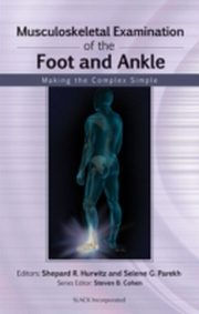 ksiazka tytuł: Musculoskeletal Examination of the Foot and Ankle autor: