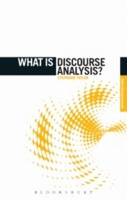 ksiazka tytuł: What is Discourse Analysis? autor: