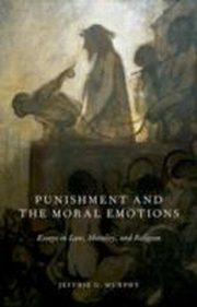 ksiazka tytuł: Punishment and the Moral Emotions:Essays in Law, Morality, and Religion autor: Jeffrie G. Murphy