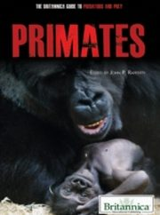 ksiazka tytuł: Primates autor: Britannica Educational Publishing