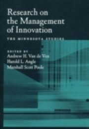 ksiazka tytuł: Research on the Management of Innovation The Minnesota Studies autor: VEN ANDREW H. VAN D