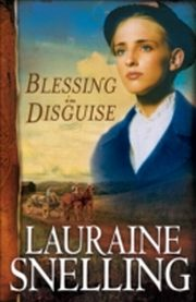 ksiazka tytuł: Blessing in Disguise (Red River of the North Book #6) autor: Lauraine Snelling