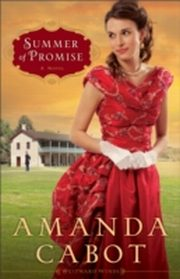 ksiazka tytuł: Summer of Promise (Westward Winds Book #1) autor: Amanda Cabot