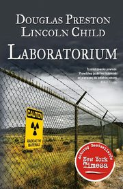 ksiazka tytuł: Laboratorium autor: Douglas Preston, Lincoln Child