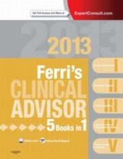 Ferri's Clinical Advisor 2013, Fred F. Ferri