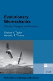 ksiazka tytuł: Evolutionary Biomechanics: Selection, Phylogeny, and Constraint autor: Adrian Thomas, Graham Taylor