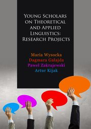 Young Scholars on Theoretical and Applied Linguistics: Research Projects,