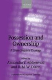 ksiazka tytuł: Possession and Ownership autor: