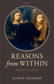 ksiazka tytuł: Reasons from Within:Desires and Values autor: