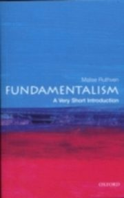 ksiazka tytuł: Fundamentalism A Very Short Introduction autor: RUTHVEN MALISE