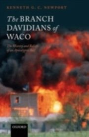 ksiazka tytuł: Branch Davidians of Waco autor: Kenneth G. C. Newport