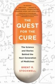 ksiazka tytuł: Quest for the Cure autor: Brent Stockwell