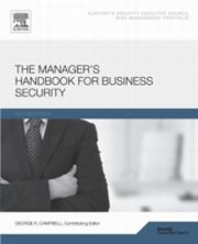 ksiazka tytuł: Manager's Handbook for Business Security autor: