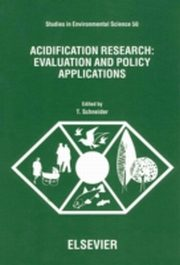 Acidification Research: Evaluation and Policy Applications,