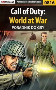 ksiazka tytuł: Call of Duty: World at War - poradnik do gry autor: Krystian Smoszna