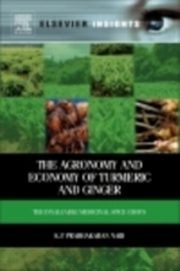Agronomy and Economy of Turmeric and Ginger, K.P. Prabhakaran Nair