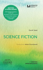 ksiazka tytuł: Science fiction autor: David Seed