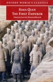 First Emperor Selections from the Historical Records, Qian Sima