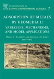 Adsorption of Metals by Geomedia II,