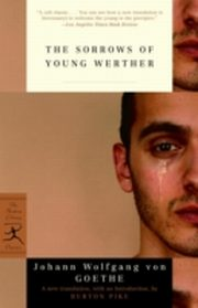 Sorrows of Young Werther, Johann Wolfgang von Goethe