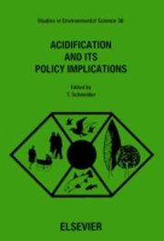 Acidification and its Policy Implications,