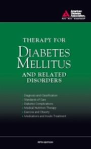 ksiazka tytuł: Therapy for Diabetes Mellitus and Related Disorders autor: Harold E. Lebovitz